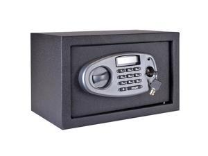 ADG Secure Vault Personal Gun Safe w/ Keyless Entry LED Keypad & Hidden Override