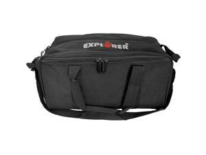 Every Day Carry R5 Black 600D Polyester Tactical Range Bag w/ Pistol Pouches