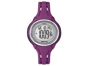 Timex Women's Ironman Sleek 50 Lap Multi-Function Digital Sports Watch - Purple