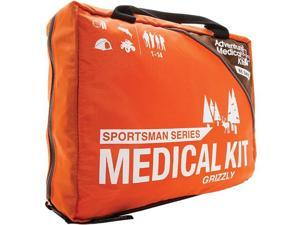 Adventure Medical AD0389 Grizzly Medical Kit W/ Supplies For 1 14 People Mul