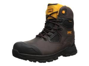 Magnum Mens Chicago Waterproof Composite Toe Work Boots - Coffee 5559 - 9W
