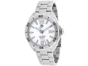 Tag Heuer Men's Formula 1 Watch Automatic Sapphire Crystal WAZ2114.BA0875
