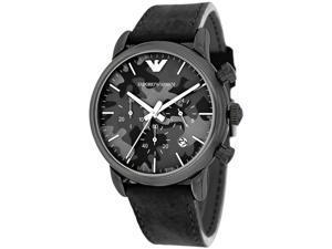 Armani Men's Classic Watch Quartz Mineral Crystal AR1816