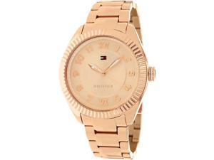 Tommy Hilfiger Women's Casual Sport Watch Quartz Mineral Crystal 1781344