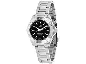 Tag Heuer Women's Aquaracer Watch Quartz Sapphire Crystal WAY1410.BA0920