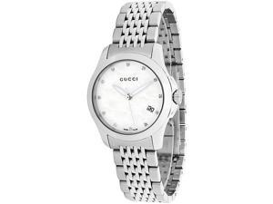 Gucci Women's Timeless Watch Quartz Sapphire Crystal YA126504