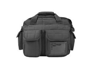 Every Day Carry R1 Polyester Tactical Messenger Range Bag - Black