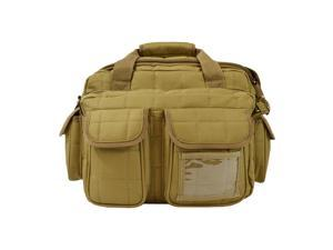 Every Day Carry R1 Polyester Tactical Messenger Range Bag - Tan