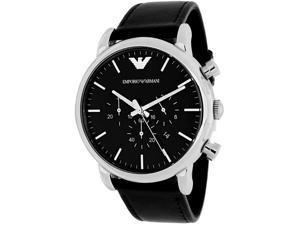 Armani Men's Classic Watch Quartz Mineral Crystal AR1828