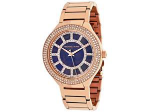 Michael Kors Women's Kerry Watch Quartz Mineral Crystal MK3397