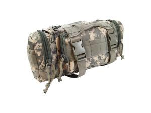 Every Day Carry TC15 Nylon Deployment Bag w/ Molle Straps - ACU Army Camo