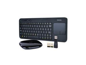 Logitech Harmony Smart Wireless Keyboard w/ Touchpad & Wireless Hub