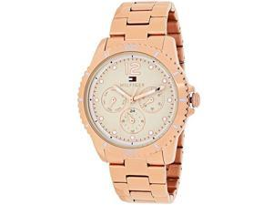 Tommy Hilfiger Women's Tessa Watch Quartz Mineral Crystal 1781584