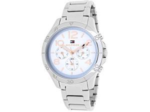 Tommy Hilfiger Women's Sport Watch Quartz Mineral Crystal 1781526