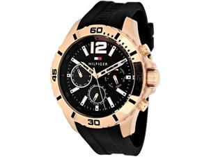 Tommy Hilfiger Men's Sport Watch Quartz Mineral Crystal 1791145