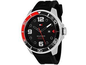 Tommy Hilfiger Men's Keith Watch Quartz Mineral Crystal 1791153