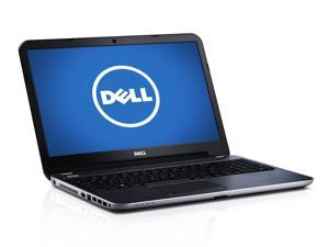 Dell Inspiron  5521 I15RM-7537SLV Notebook PC - Intel Core i7-3537U 2 GHz Dual-Core Processor - 8 GB DDR3 SDRAM - 1 TB Hard Drive - 15.6-inch Display - Windows 8 64-bit Edition
