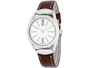 Gucci Women's Horsebit Watch Quartz Sapphire Crystal YA140502