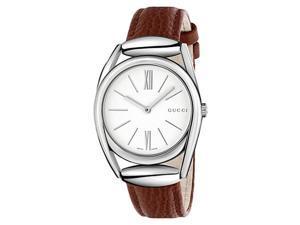 Gucci Women's Horsebit Watch Quartz Sapphire Crystal YA140403