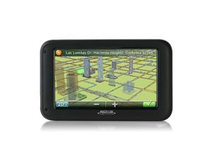 """Magellan RoadMate 5320-LM 5.0"""" Touchscreen Free Map Updates Portable GPS System"""