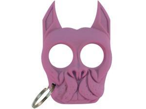 PS Products PB-PP Brutus Self Defense Key Chain, Purple
