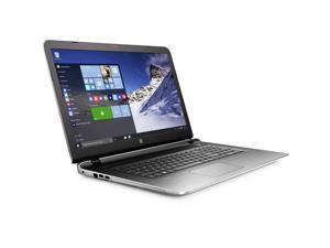 "HP Pavilion 17-G121WM 17.3"" HD+ AMD QuadCore 1.8GHz 8GB 1TB DVDRW Webcam Laptop"