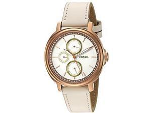 Fossil Women's Chelsey Watch Quartz Mineral Crystal ES3930