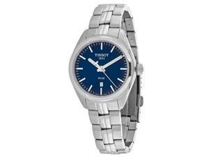 Tissot Women's PR 100 Watch Quartz Sapphire Crystal T1012101104100