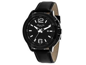 Kenneth Cole Men's Classic Watch Quartz Mineral Crystal 10022558