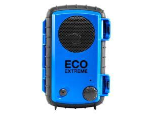 ECOXGEAR GDI-AQCSE Waterproof Portable Speaker for MP3 Player/Smartphone-Blue