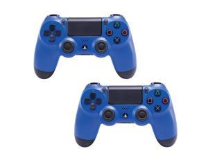 2 Pack Sony PlayStation 4 PS4 Dualshock 4 Wireless Control - New Sealed - Blue