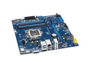 Intel DB85FL Intel B85 Socket 1150 mATX Motherboard w/HDMI, DVI, Audio & GbLAN