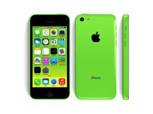 Apple iPhone 5C 8GB CDMA/GSM LTE Factory Unlocked Smartphone MGFK2LLA Green