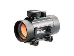 Tasco Pro Point Red Dot 1X42mm Matte Magnification - Illuminated Red/Green Dot