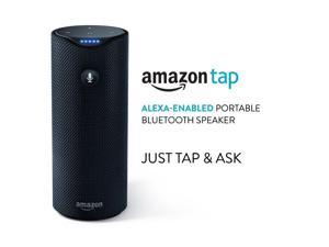 Amazon Tap Alexa-Enabled Voice Service Portable Bluetooth & WiFi Enabled Speaker