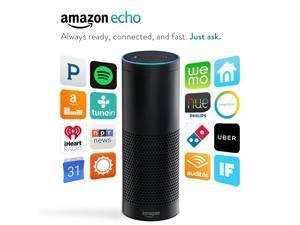 Amazon Echo Hands-Free Speaker, Alexa-Enabled Voice Service