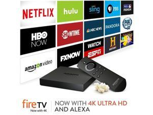 Amazon Fire TV HD 1080p Streaming Digital Media Player with Alexa Voice Enabled