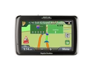 "Magellan RoadMate 3045-LM 4.7"" Touch Portable GPS System w/United States Maps"