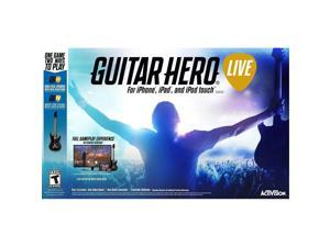 Guitar Hero Live Music Video Game iPhone, iPad, iPod Touch and Apple TV