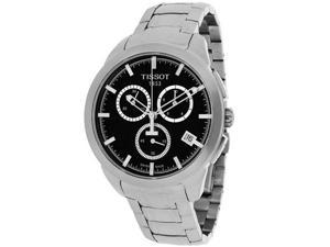 Tissot Men's Titanium Watch Quartz Sapphire Crystal T0694174405100
