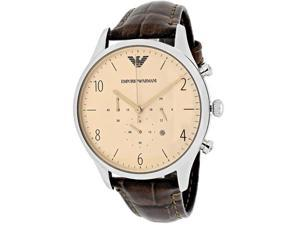 Armani Men's Classic Watch Quartz Mineral Crystal AR1878