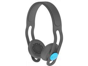Boom SWAP Water Resistant Customizable Headphones w/ Inline Mic & Remote - Black