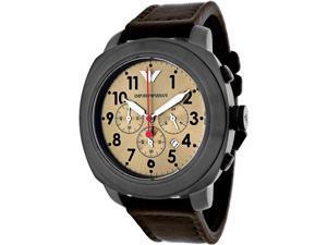 Armani Men's Sportivo Watch Quartz Mineral Crystal AR6055