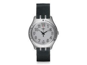 Swatch Men's Irony Watch Quartz Mineral Crystal YTS100