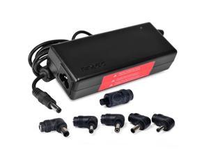Antec Advance 100W Universal Laptop AC Power Adapter w/6 Power Tips ASUS, HP