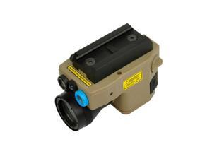 Element eLLM01 Advance Multi-Function Airsoft Aiming Device EX214T - Dark Earth