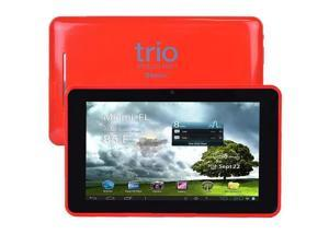 "Trio Stealth Pro 7 7"" 8GB Android 4.1 WiFi Tablet Cortex A9 1GHz 512MB - Red"