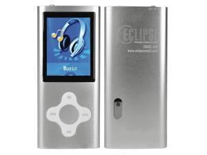 Eclipse 200SL MP3, MP4 Digital Music, Video Player, Camera Silver - 4GB