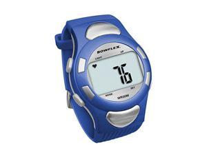 Bowflex Strapless Water Resistant EZ PRO Heart Rate Monitor Watch - Blue