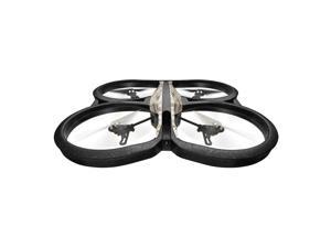 Refurbished: Parrot AR. Quadcopter Drone 2.0 Wi-Fi HD Livestream Video Camera Elite Edition - Sand